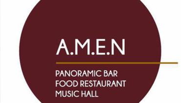 Sabato sera @ AMEN Panoramic Bar & Food - Verona