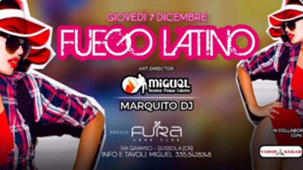 Official Fuego Latino • First Date at FURA