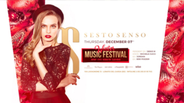 Sesto Senso • Winter Music Festival