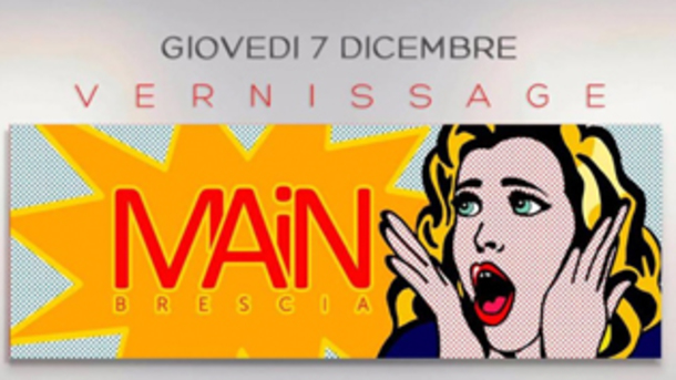 MAIN presenta: Vernissage