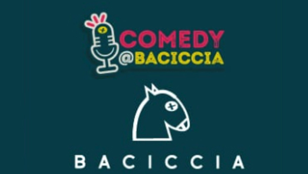 Comedy at Baciccia: open mic