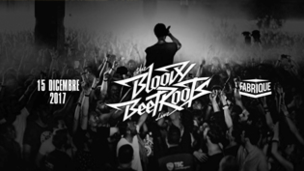 The Bloody Beetroots Live @ Fabrique Milano