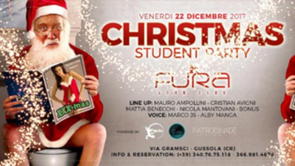 Christmas Student Party @ discoteca Fura!