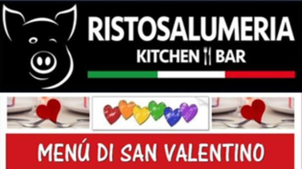 San Valentino alla Ristosalumeria di Brescia