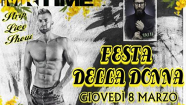 Festa Della Donna Al Mr-Time di Cremona