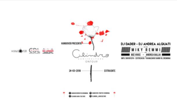 Hangover presenta Cilindro on Tour @ CDL