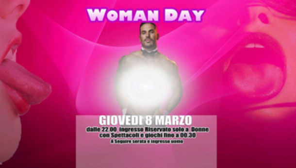 Festa della Donna 2018 at Reset Club Riccione