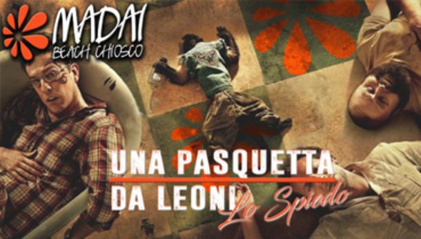 Chiosco Madai // Una Pasquetta da Leoni - Lo Spiedo