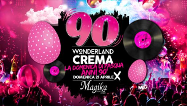 Pasqua Magika Disco Club a Bagnolo Cremasco