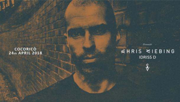Cocoricò pres. Chris Liebing & Idriss D