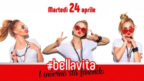 QUEEN pres. #BELLAVITA IS COMING
