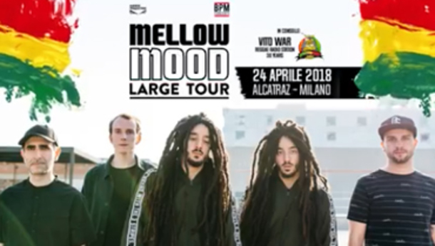 Mellow Mood at Alcatraz - Milano