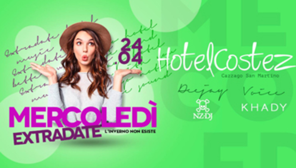 HotelCostez Extra Date