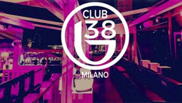 at B38 Club Milano
