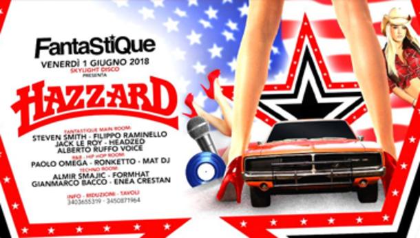 "FantaStiQue ""Hazzard"" Skylight Disco"