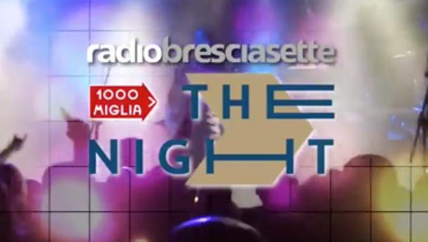 1000Miglia The Night 2018 con RadioBresciasette
