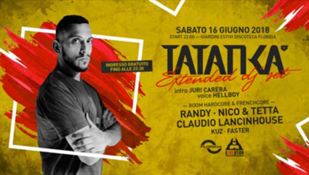 Tatanka Extended dj set @ Florida