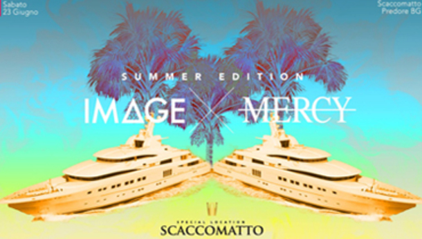 Image X Mercy summer edition - Scaccomatto
