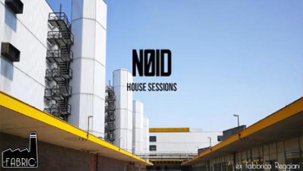NØID House Sessions a Bergamo