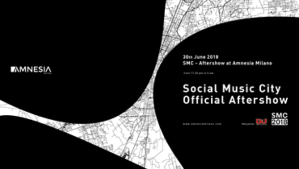 Social Music City - Official Aftershow