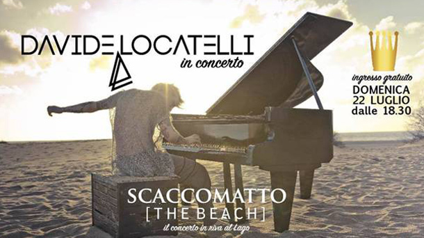 Davide Locatelli in concerto @ scacco matto