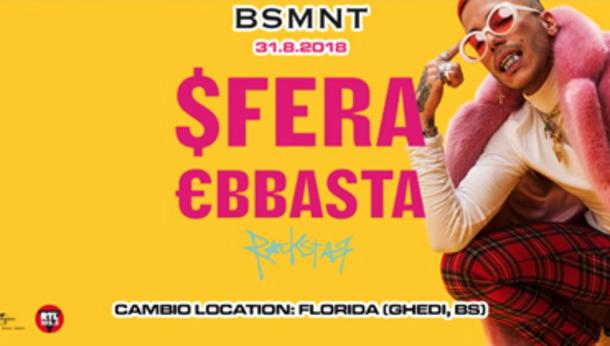 Florida & Basement - Sfera Ebbasta Rockstar tour