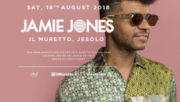 Il Muretto w/ Jamie Jones