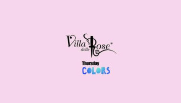 Color Party alla discoteca Villa delle Rose