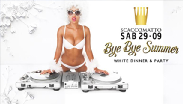 BB Summer! White Dinner and Party Scaccomatto