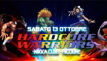 Hardcore Warriors in Tour at Nikka Riccione