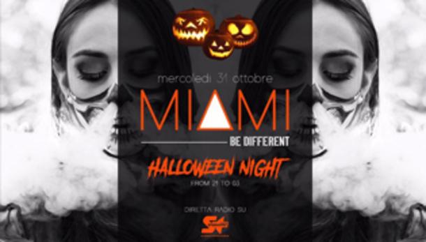 Halloween party 2018 c/o Miami Affi Verona