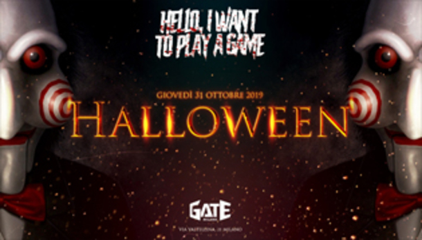 Halloween 2019 - Game of Madness | Gate Milano