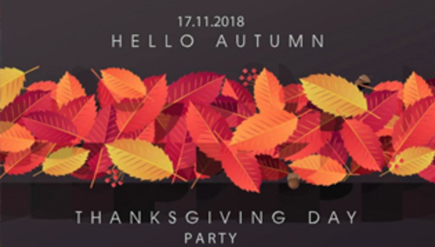 Thanksgiving PARTY @ discoteca Scaccomatto