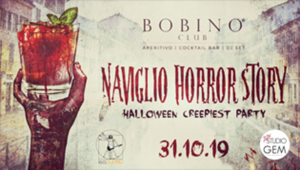 Bobino Milano Halloween Party