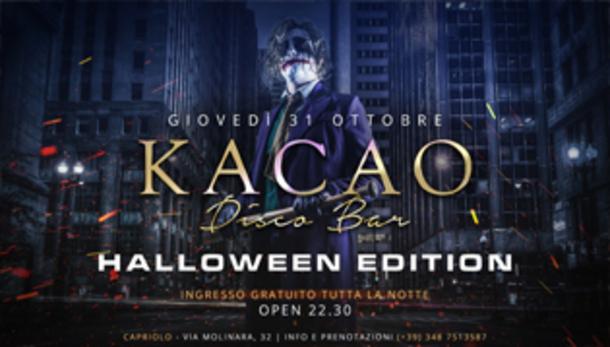 Halloween 2019 al Kacao