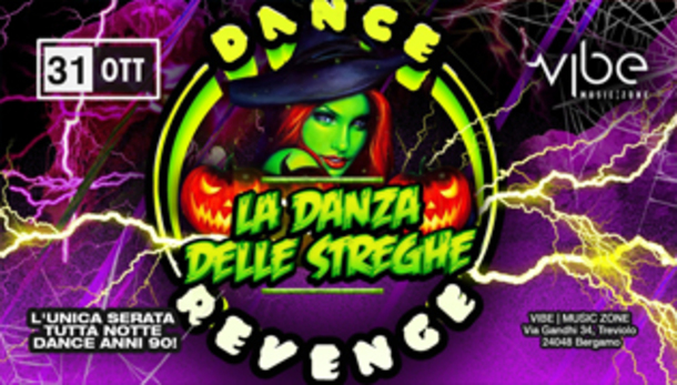 Dance Revenge, Special Halloween Party
