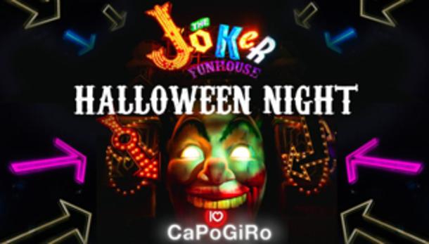 Halloween 2019 @ discoteca Capogiro Joyclub