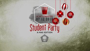 X-Mas Student Party @ discoteca Scaccomatto