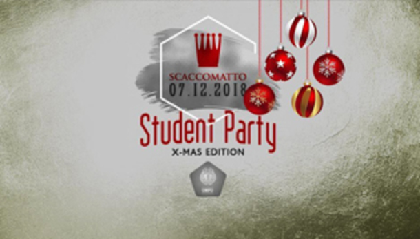 X-Mas Student Party @ discoteca Scaccomatto