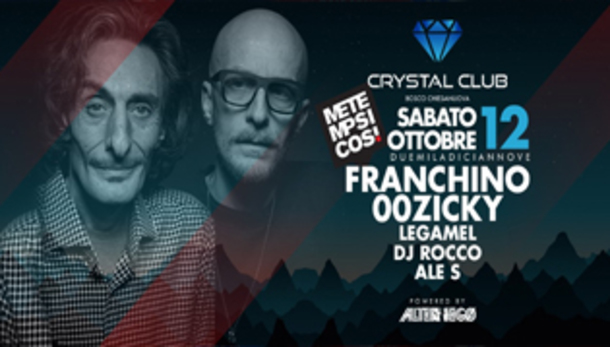 """ALTER EGO """" in alta quota"""" at Crystal"""
