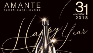 Capodanno 2019 Amante Brescia, Lunch, Cafè e Lounge