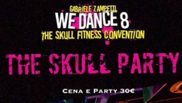The SKULL party @ discoteca Scaccomatto