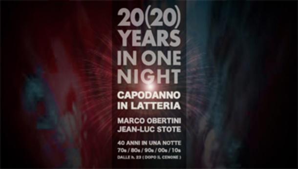 Capodanno in Latteria Molloy 2020 a Brescia