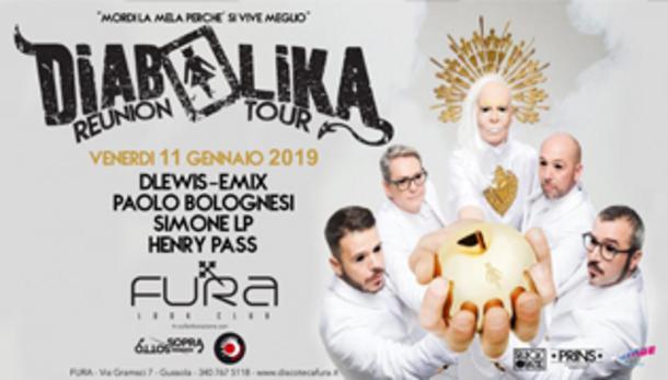 Diabolika Reunion Tour @ Fura!