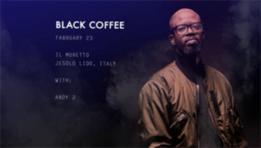 IL Muretto Carnival Edition w/ Black Coffee