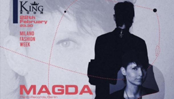 MAGDA @ King Room Club