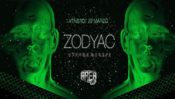 Areaclub presenta Zodyac
