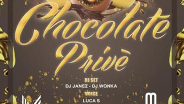 CHOCOLATE PRIVÈ at Noir Club & Restaurant