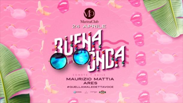 Buena~Onda - Sonríe y Baila | Marina Club