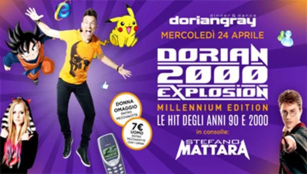 Dorian 2000 Explosion